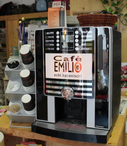 Cafe Emilio Maschine